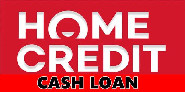 Home Credit Cash Loan Rebate
