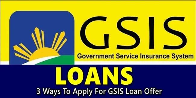 GSIS Loans