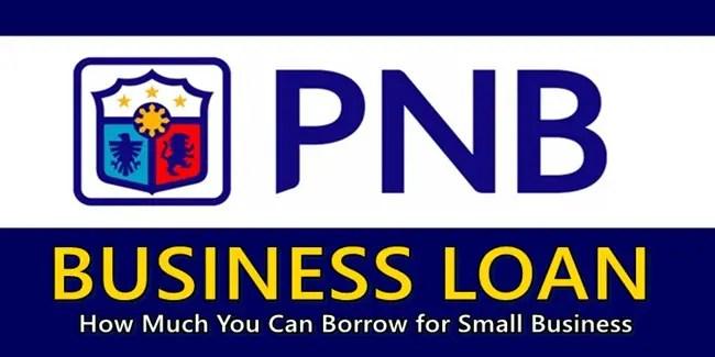 PNB Business Loan