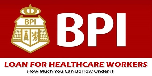 BPI Loan for Healthcare Workers