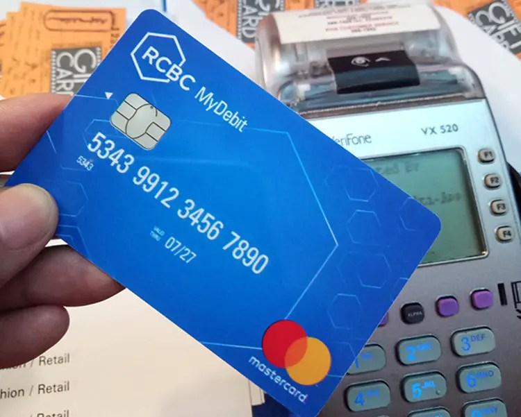 RCBC Savings Account Requirements