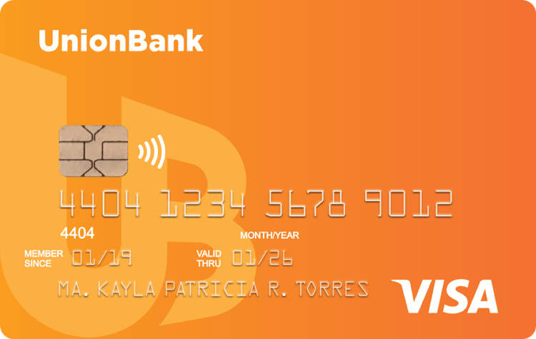 UnionBank Credit Card Features