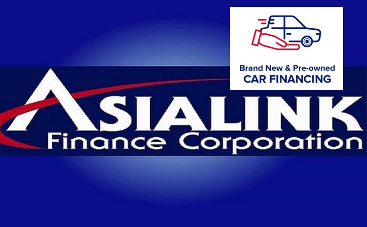 Asialink Car Financing Requirements