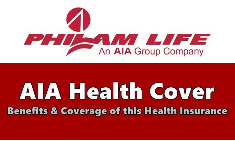 Philam Life AIA Health Cover