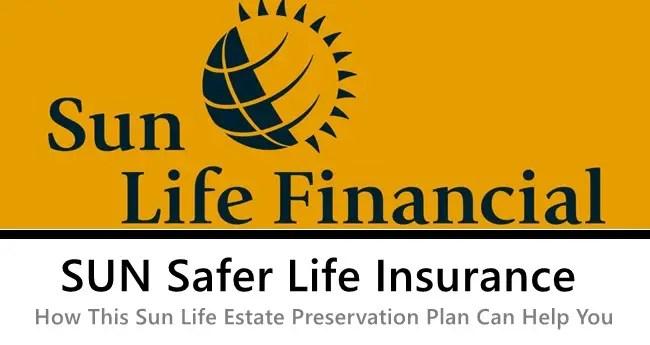 SUN Safer Life Insurance
