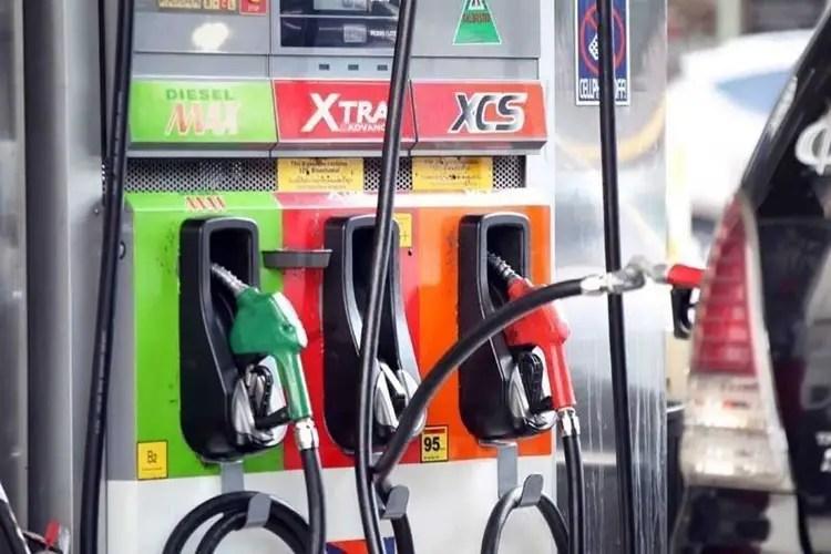 Gasoline, Diesel Prices