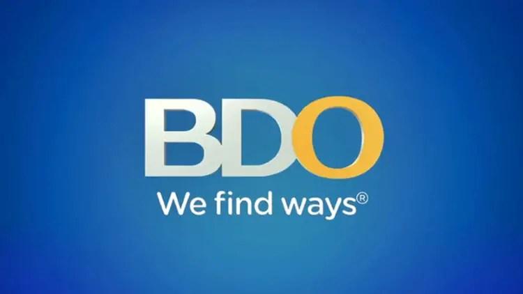 BDO Unibank Cash Loan