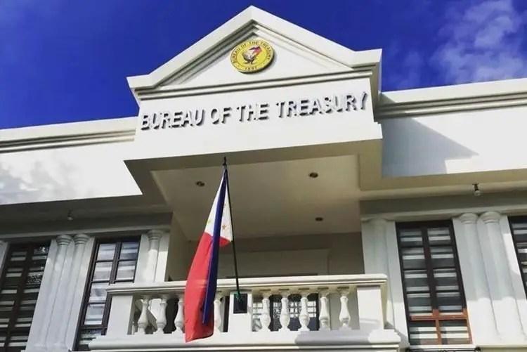 Philippine Debt - Bureau of Treasury