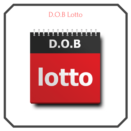 DOB Lotto Logo
