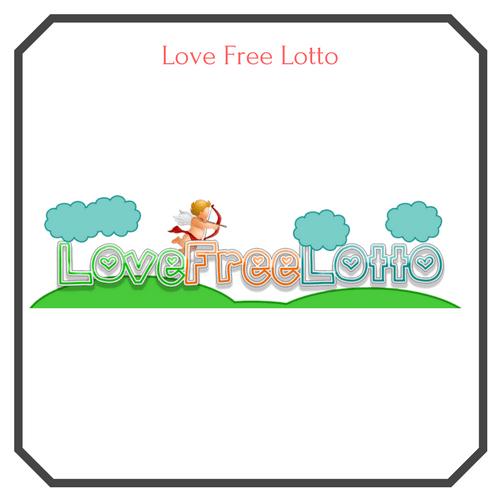 Love Free Lotto Logo