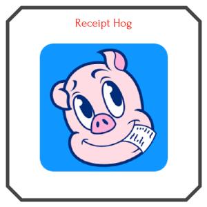 Receipt Hog App Logo
