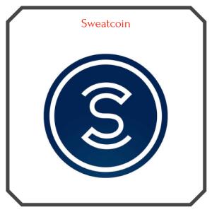 Sweatcoin App Logo - Make Money Walking