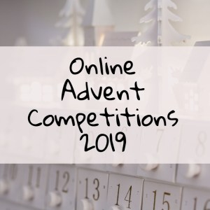 online advent competitions 2019 blog post featured image