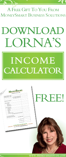 free small business income calculator worksheet