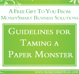 taming a paper monster