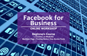 Facebook online workshop