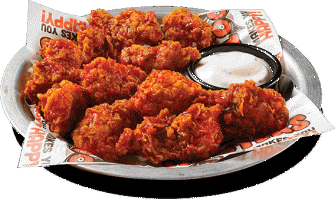hooters wings