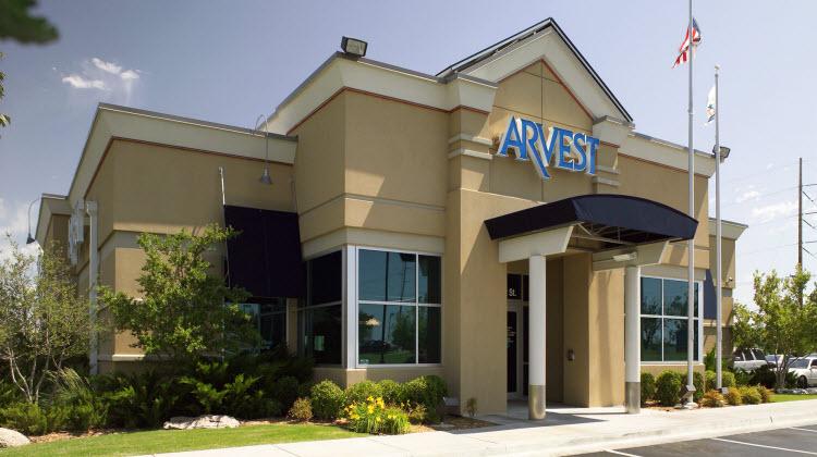 Arvest Bank Promotions: 10,000 Bonus Points & $75 Cash
