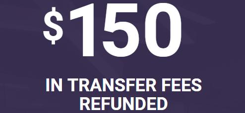 TradeKing $150 Transfer Fee Bonus