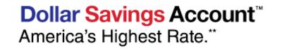 Dollar Savings Account Rate