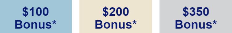 Harborone Bank $100 $200 $350 Checking Bonuses