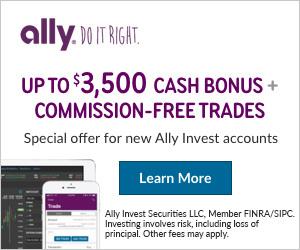 Ally Invest Offer