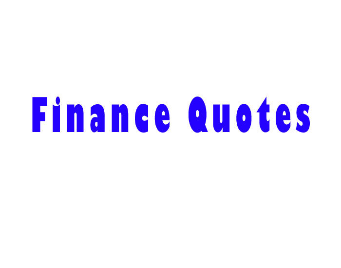 Finance Quotes Loans South Africa