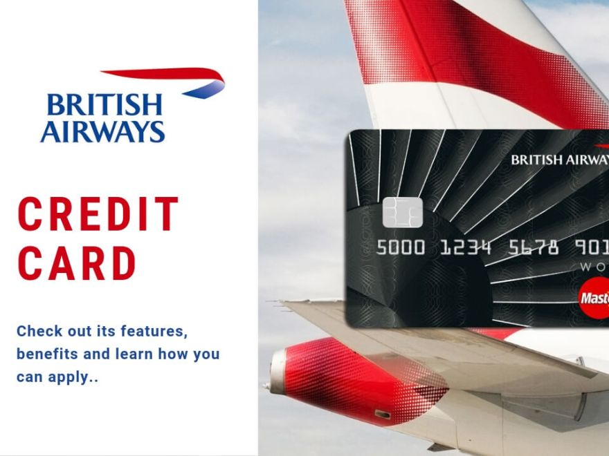 British Airways Credit Card South Africa