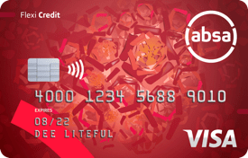 ABSA Flexi Core Credit Card