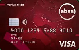 ABSA Premium Banking Credit Card