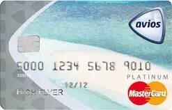 Avios Card Card