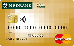 NedBank Gold Credit Card