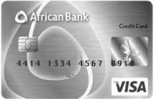 African Bank Silver Credit Card