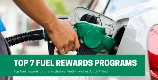 Top Fuel Rewards Programs in South Africa