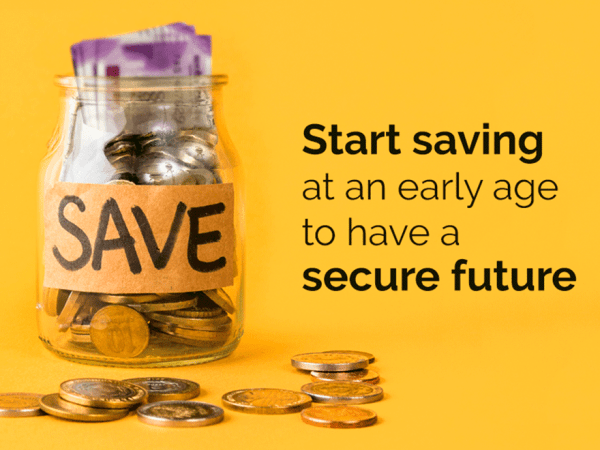 Smart Ways to Save Money at Early Age