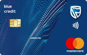 Standard Bank Blue Credit Card