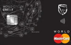Standard Bank World Citizen Credit Card