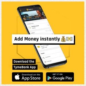 Tyme Bank Internet Banking