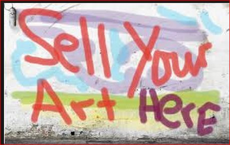 Sell Your Art Work-How to Sell
