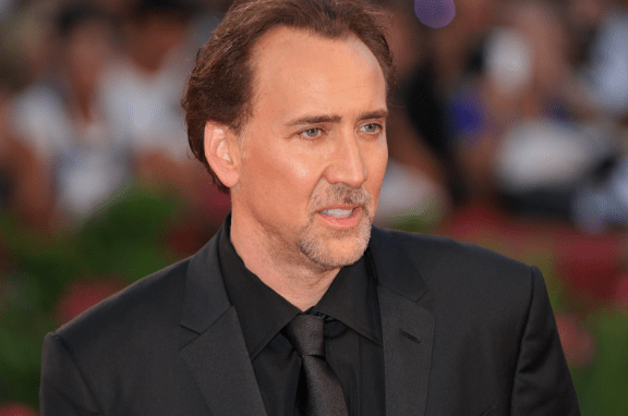 Nicolas Cage Actor