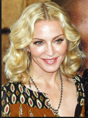 Madonna-Single Parent Celebrities