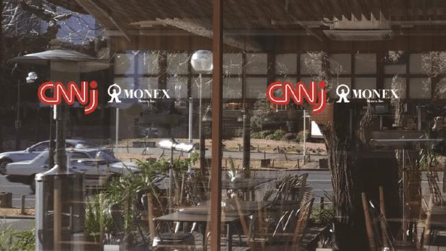 「CNNj」と共同で「CNNjカフェ」を期間限定開催