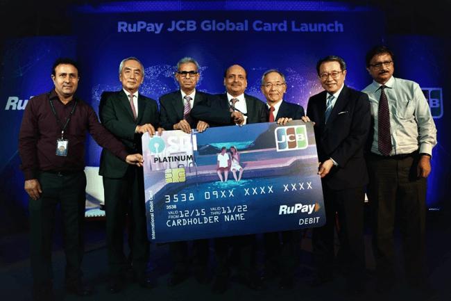 JCB、インドで初のJCBカード発行を開始