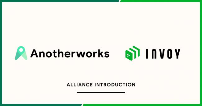 複業マッチングプラットフォームを展開するAnother worksがクラウド請求管理サービス「INVOY」を運営するFINUXと業務提携 〜登録タレントの業務効率化をサポートへ〜