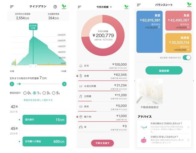 個人向け金融アドバイスアプリ「Monedge」提供開始のお知らせ
