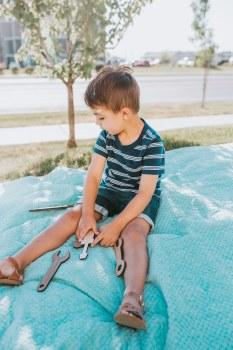 Little Sapling Toys | Thoughts on Motherhood