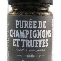 Mushrooms truffle pâté