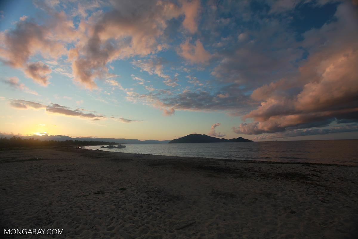 Bay On Antongil At Dawn Madagascar 2237