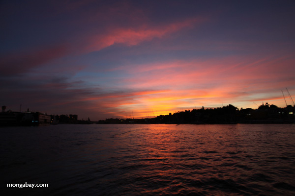 Amazon River Hd Wallpaper Sunset Over The Nile River