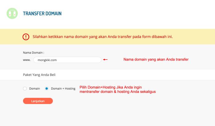 Transfer Domain   Mongkipanel